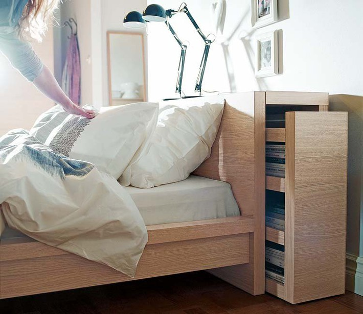 15 thiết kế lưu trữ tuyệt đẹp và gọn gàng cho phòng ngủ của bạn - Ảnh 7.