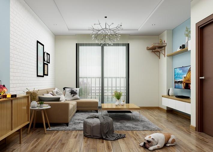 Tư vấn thiết kế cải tạo nhà cấp 4 có diện tích 54m², vừa kinh doanh vừa để ở cho gia đình 4 người - Ảnh 4.