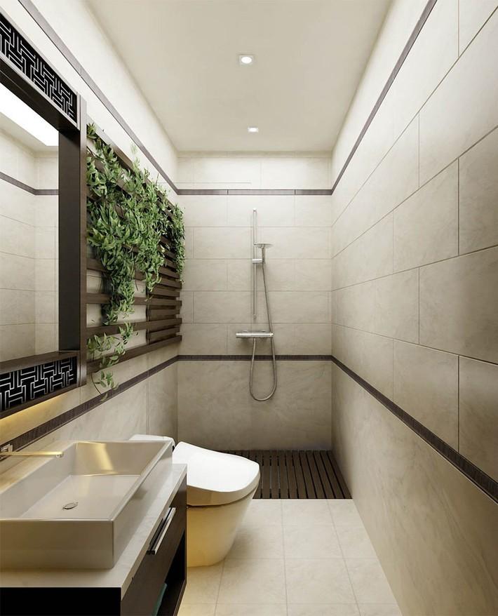 Tư vấn thiết kế cải tạo nhà cấp 4 có diện tích 54m², vừa kinh doanh vừa để ở cho gia đình 4 người - Ảnh 9.