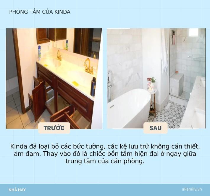 Gác lại cảm giác mệt mỏi vì những ngày hè oi bức, 3 cách cải tạo phòng tắm dưới đây sẽ giúp tinh thần bạn bừng bừng phấn chấn - Ảnh 1.