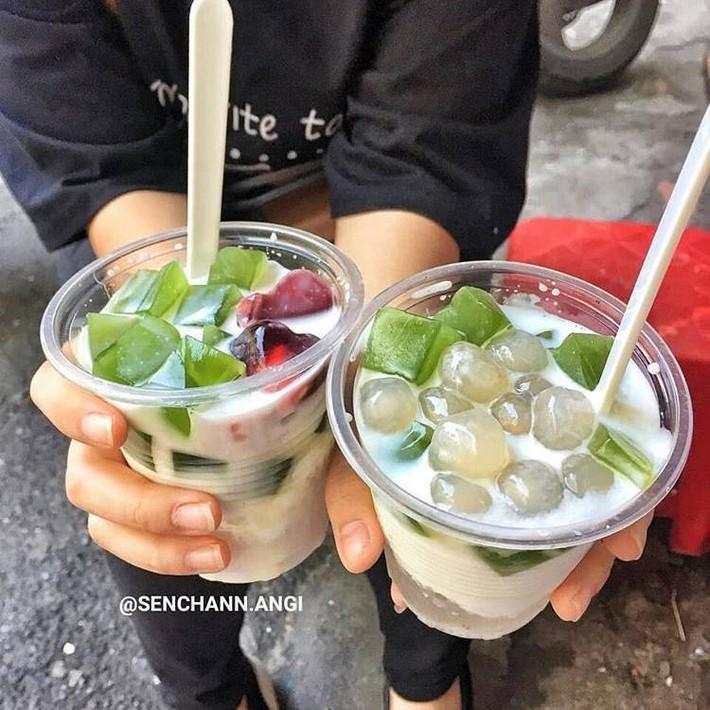 Những món ăn vặt nghe tên đã thấy mát lạnh cả mùa hè, chị em Hà Nội order ngay để xua tan nắng nóng - Ảnh 7.