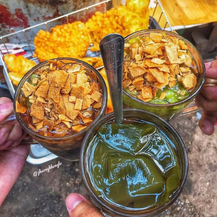 Những món ăn vặt nghe tên đã thấy mát lạnh cả mùa hè, chị em Hà Nội order ngay để xua tan nắng nóng - Ảnh 2.