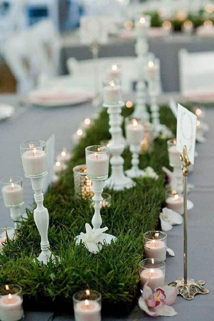 Những ý tưởng không thể thiếu để tạo nên một tiệc cưới sân vườn đẹp như mơ - Ảnh 1.