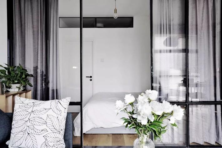 Căn hộ 48m² vô cùng ấn tượng với phong cách Scandinavia của cô gái độc thân - Ảnh 19.