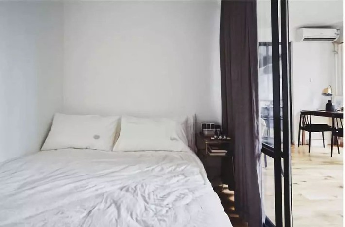 Căn hộ 48m² vô cùng ấn tượng với phong cách Scandinavia của cô gái độc thân - Ảnh 20.