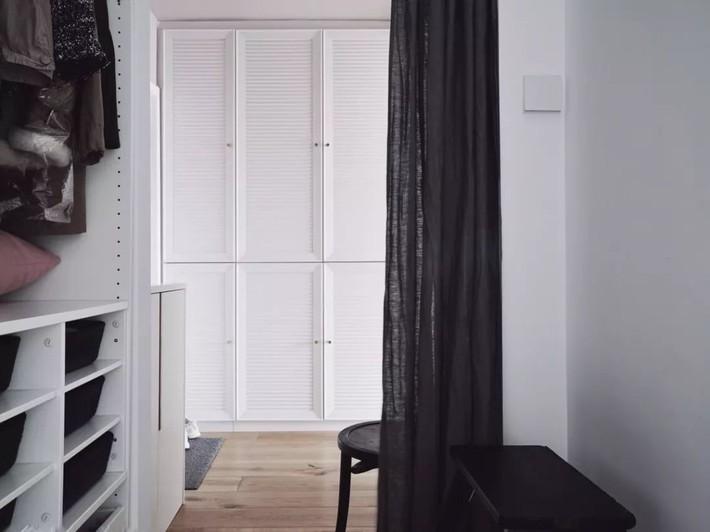 Căn hộ 48m² vô cùng ấn tượng với phong cách Scandinavia của cô gái độc thân - Ảnh 21.