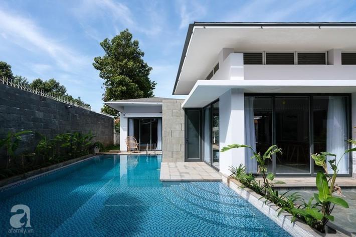 Đồng Nai: Ngôi nhà vườn ở ngoại ô xanh tươi, trong lành với cây cối tỏa bóng nắng quanh nhà - Ảnh 4.