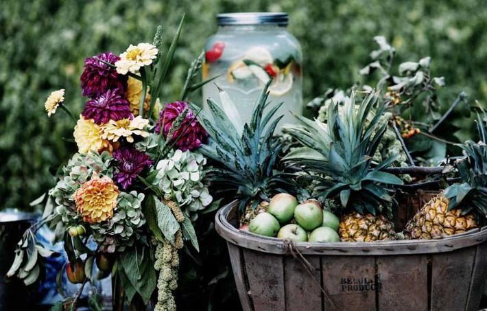 8 điều cần nhớ để có một đám cưới sân vườn độc đáo và đáng nhớ - Ảnh 7.