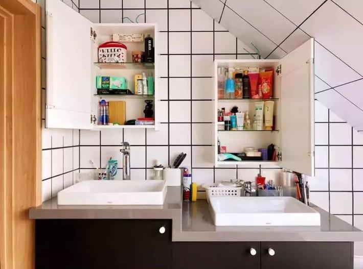 Căn hộ 170m² được thiết kế lý tưởng dành cho những cặp vợ chồng yêu thích đọc sách - Ảnh 21.