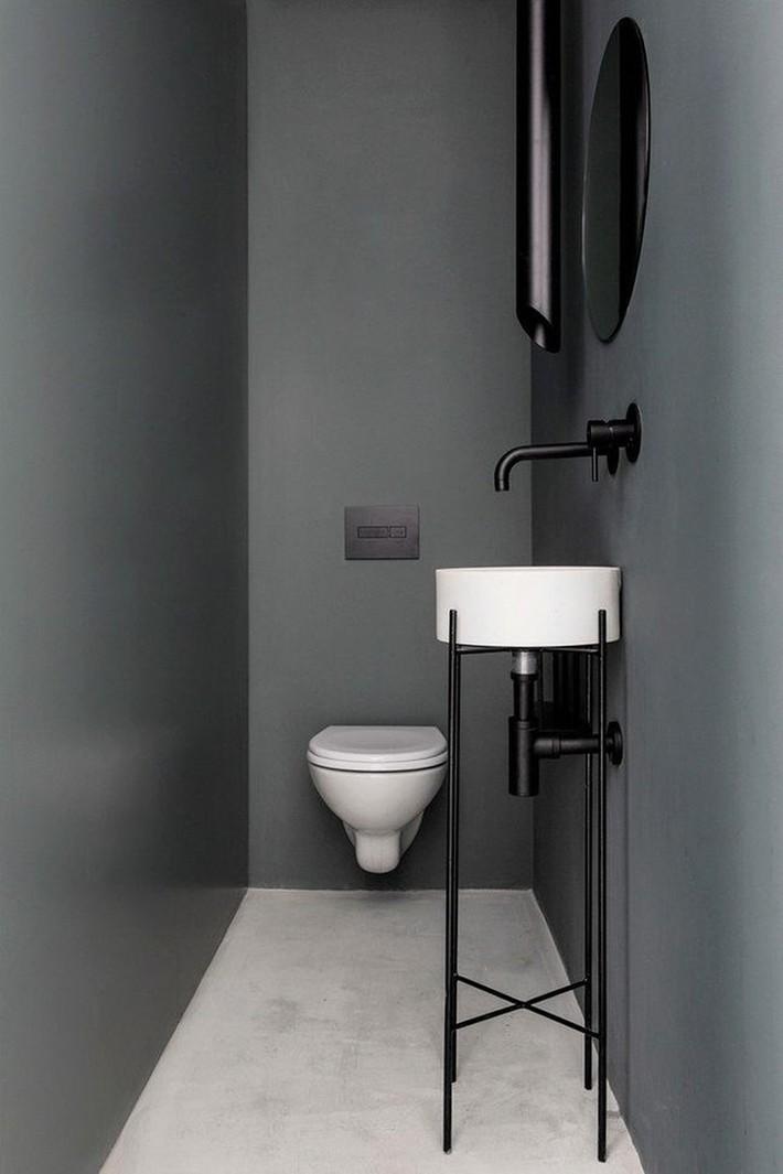 Tư vấn thiết kế nhà ống hẹp với diện tích 30m² cho gia đình 5 người ở đủ sáng và hợp phong thủy - Ảnh 10.