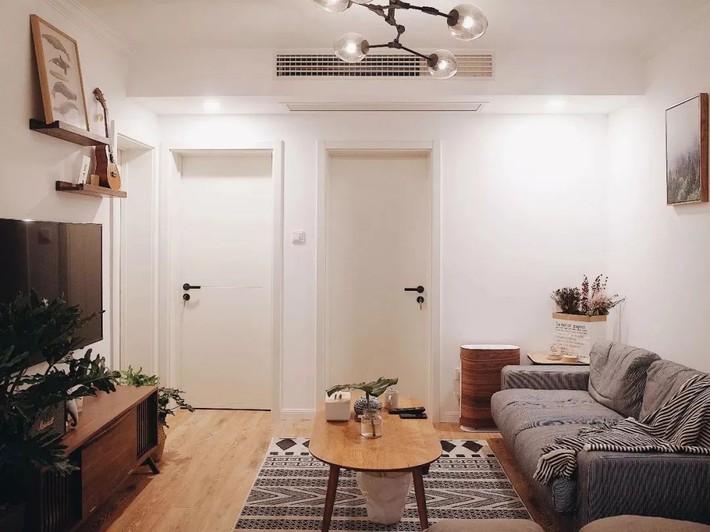 Căn hộ 70m² lột xác đẹp quyến rũ và thuyết phục theo phong cách Nhật của cặp vợ chồng trẻ - Ảnh 5.