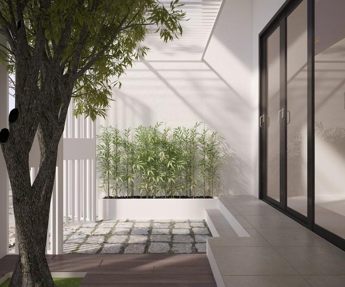 Tư vấn thiết kế nhà ống hẹp với diện tích 30m² cho gia đình 5 người ở đủ sáng và hợp phong thủy - Ảnh 5.