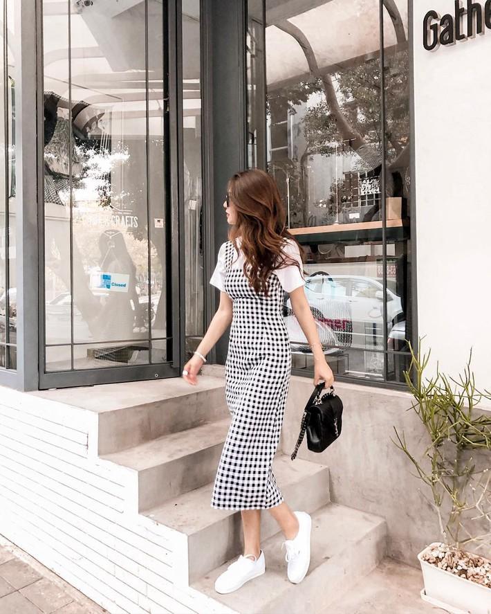 Tiện 1 công ngắm 15 set đồ từ street style Châu Á, các nàng lên luôn danh sách các món cần sắm hè này  - Ảnh 6.