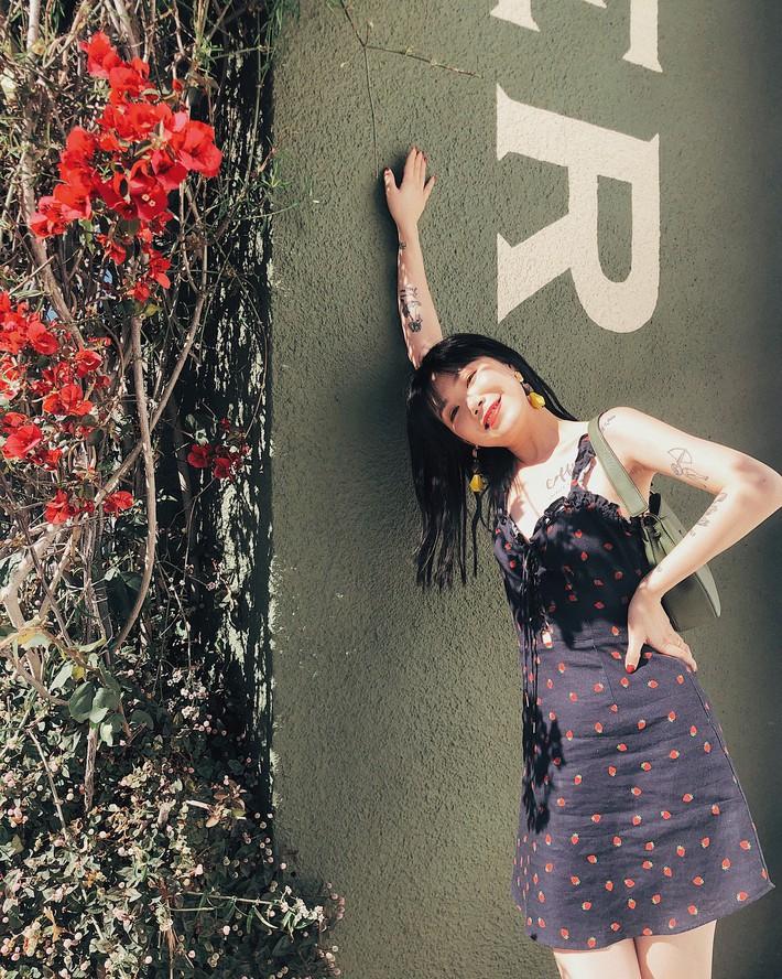 Tiện 1 công ngắm 15 set đồ từ street style Châu Á, các nàng lên luôn danh sách các món cần sắm hè này  - Ảnh 10.