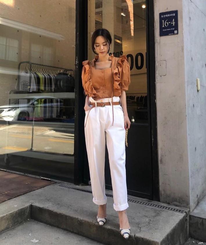 Tiện 1 công ngắm 15 set đồ từ street style Châu Á, các nàng lên luôn danh sách các món cần sắm hè này  - Ảnh 15.