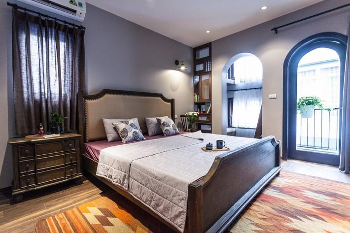 Ngôi nhà vừa hiện đại, vừa ấm cúng lại gợi nhớ về những ngày xưa êm đềm ở Hải Phòng - Ảnh 7.