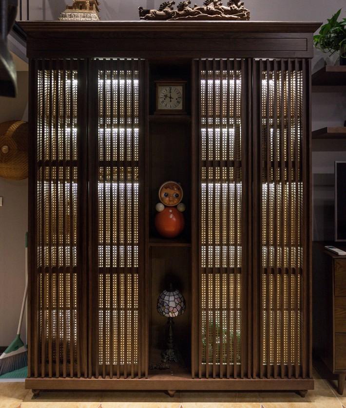 Ngôi nhà vừa hiện đại, vừa ấm cúng lại gợi nhớ về những ngày xưa êm đềm ở Hải Phòng - Ảnh 3.