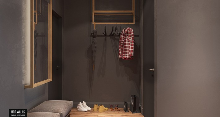 Căn hộ 80m² với gam màu tối nhưng đem lại hiệu quả tuyệt vời  - Ảnh 5.