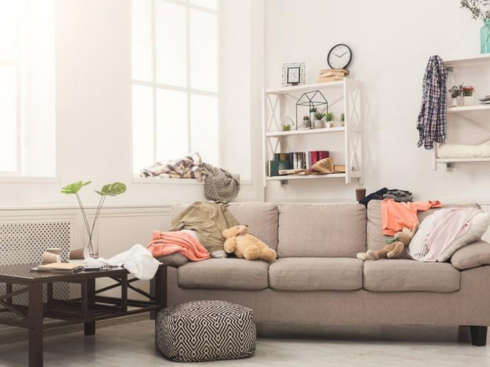 6 bước đơn giản trong sắp xếp và lưu trữ đồ để nhà luôn gọn  - Ảnh 6.