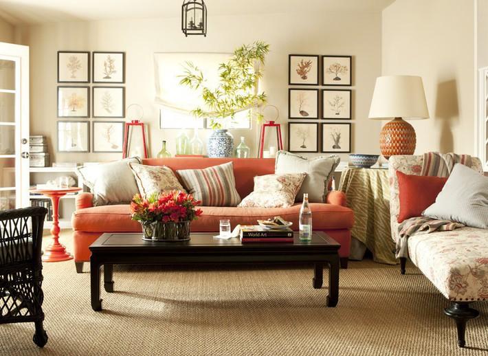 8 nguyên tắc để bố trí sofa đúng phong thủy mang tài lộc, may mắn vào nhà - Ảnh 3.