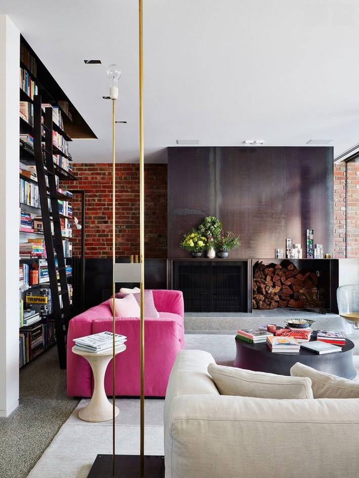 8 nguyên tắc để bố trí sofa đúng phong thủy mang tài lộc, may mắn vào nhà - Ảnh 4.