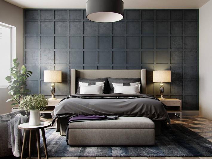 4 thiết kế phòng ngủ nhất định sẽ tạo cảm hứng cho bạn - Ảnh 8.