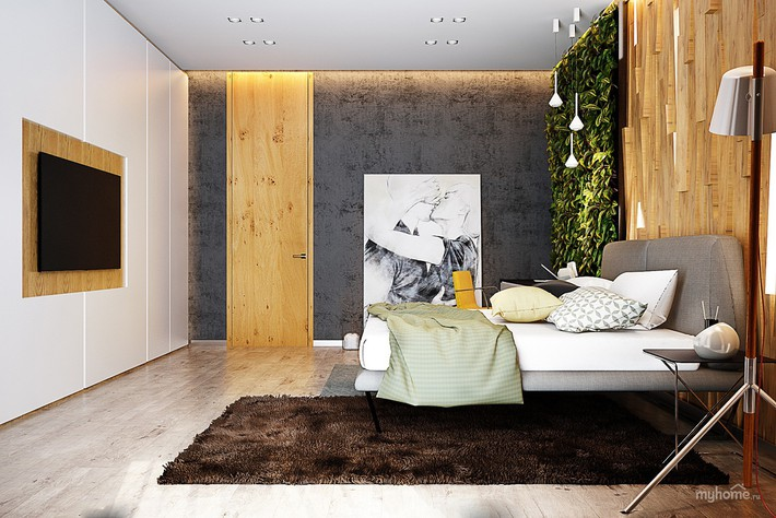 4 thiết kế phòng ngủ nhất định sẽ tạo cảm hứng cho bạn - Ảnh 2.