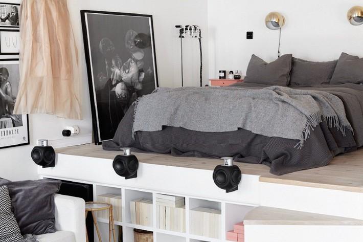 Ngắm nhìn căn hộ studio với thiết kế không chê vào đâu được - Ảnh 3.