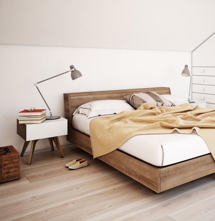 2 thiết kế phòng ngủ theo phong cách cổ điển khiến bạn không thể rời mắt - Ảnh 9.