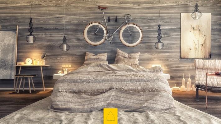 4 thiết kế phòng ngủ nhất định sẽ tạo cảm hứng cho bạn - Ảnh 6.