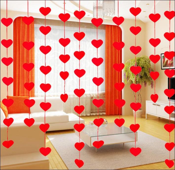 Trang trí nhà siêu dễ thương và ngọt ngào với 15 ý tưởng khi chuẩn bị cho lễ cưới tại gia - Ảnh 11.