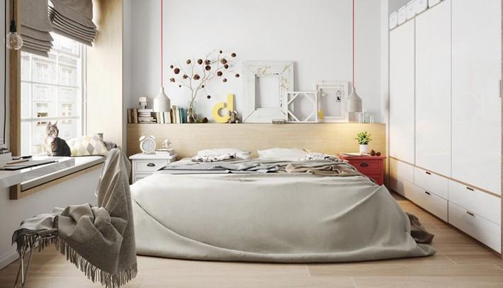 Học tập cách trang trí nội thất trong nhà tươi sáng theo phong cách Bắc Âu - Ảnh 13.