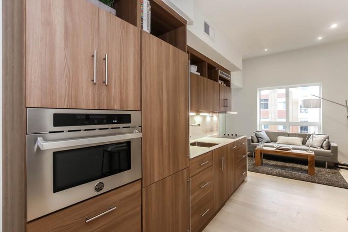 Cùng xem thiết kế của 6 căn hộ nhỏ đặc trưng ở các thành phố lớn trên khắp nước Mỹ - Ảnh 3.