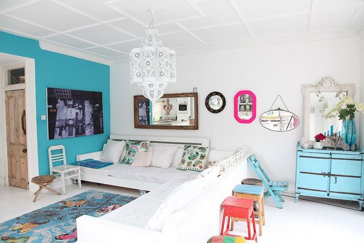 Học tập cách trang trí nội thất trong nhà tươi sáng theo phong cách Bắc Âu - Ảnh 8.