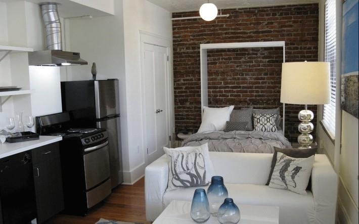 Cùng xem thiết kế của 6 căn hộ nhỏ đặc trưng ở các thành phố lớn trên khắp nước Mỹ - Ảnh 5.