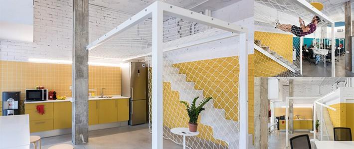Sử dụng sàn võng cho ngôi nhà: Cách làm thông minh tạo ra không gian nghỉ ngơi khác biệt nhất - Ảnh 1.