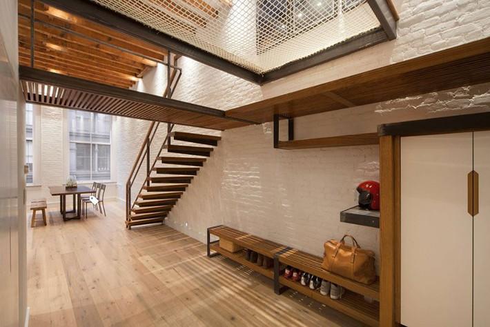 Sử dụng sàn võng cho ngôi nhà: Cách làm thông minh tạo ra không gian nghỉ ngơi khác biệt nhất - Ảnh 12.