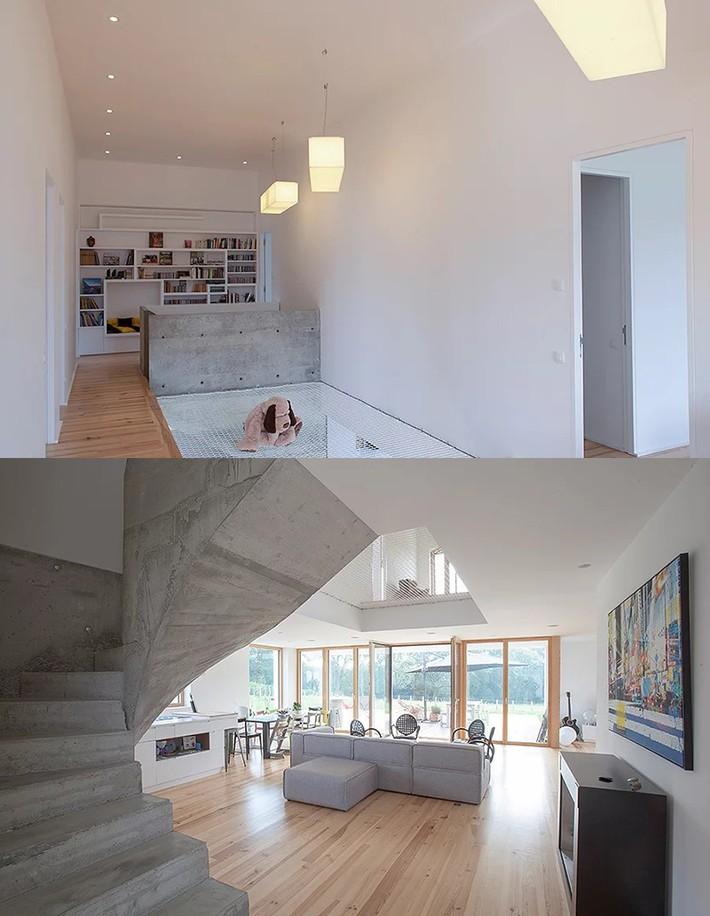 Sử dụng sàn võng cho ngôi nhà: Cách làm thông minh tạo ra không gian nghỉ ngơi khác biệt nhất - Ảnh 13.