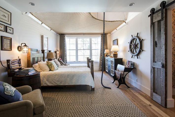 Sử dụng sàn võng cho ngôi nhà: Cách làm thông minh tạo ra không gian nghỉ ngơi khác biệt nhất - Ảnh 14.