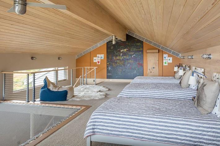 Sử dụng sàn võng cho ngôi nhà: Cách làm thông minh tạo ra không gian nghỉ ngơi khác biệt nhất - Ảnh 15.