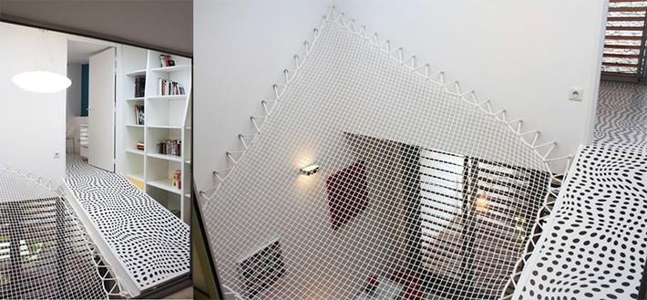 Sử dụng sàn võng cho ngôi nhà: Cách làm thông minh tạo ra không gian nghỉ ngơi khác biệt nhất - Ảnh 16.