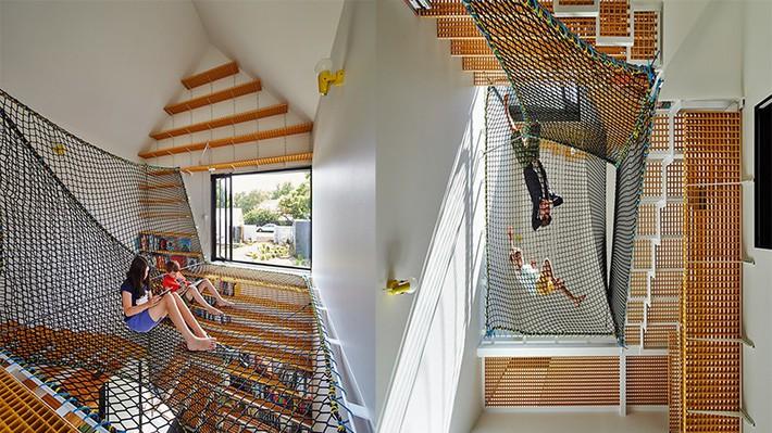 Sử dụng sàn võng cho ngôi nhà: Cách làm thông minh tạo ra không gian nghỉ ngơi khác biệt nhất - Ảnh 2.