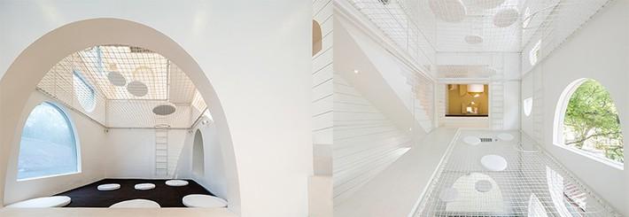 Sử dụng sàn võng cho ngôi nhà: Cách làm thông minh tạo ra không gian nghỉ ngơi khác biệt nhất - Ảnh 4.