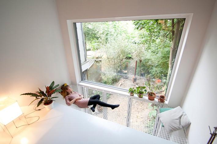 Sử dụng sàn võng cho ngôi nhà: Cách làm thông minh tạo ra không gian nghỉ ngơi khác biệt nhất - Ảnh 5.