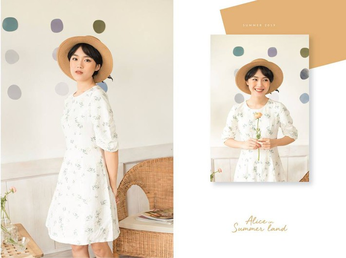Tháng 4 về gió hát mùa hè, các nàng chờ gì mà chưa xinh tươi với 20 mẫu váy liền từ các thương hiệu Việt - Ảnh 5.