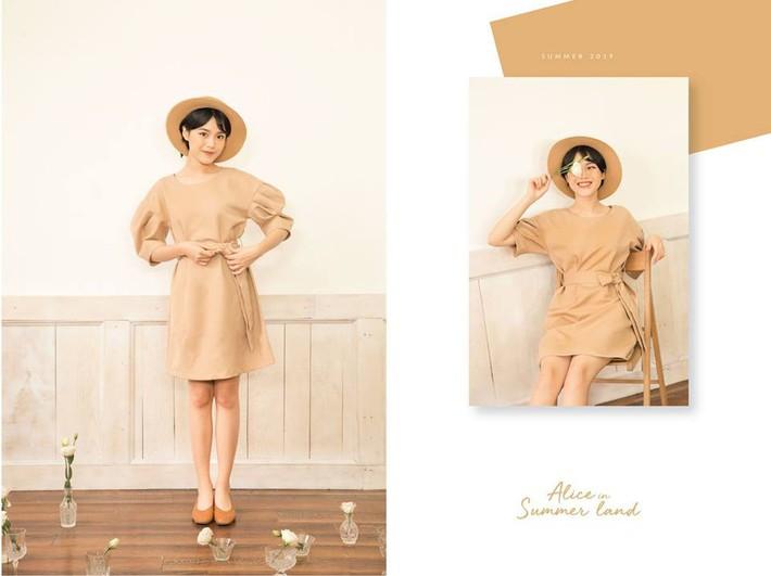 Tháng 4 về gió hát mùa hè, các nàng chờ gì mà chưa xinh tươi với 20 mẫu váy liền từ các thương hiệu Việt - Ảnh 4.