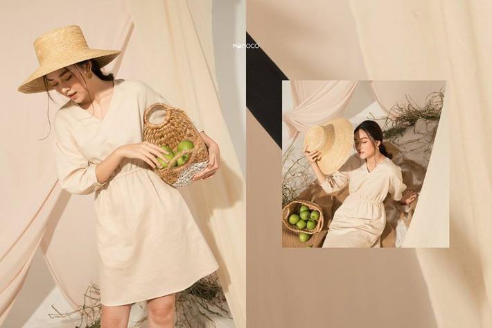 Tháng 4 về gió hát mùa hè, các nàng chờ gì mà chưa xinh tươi với 20 mẫu váy liền từ các thương hiệu Việt - Ảnh 19.