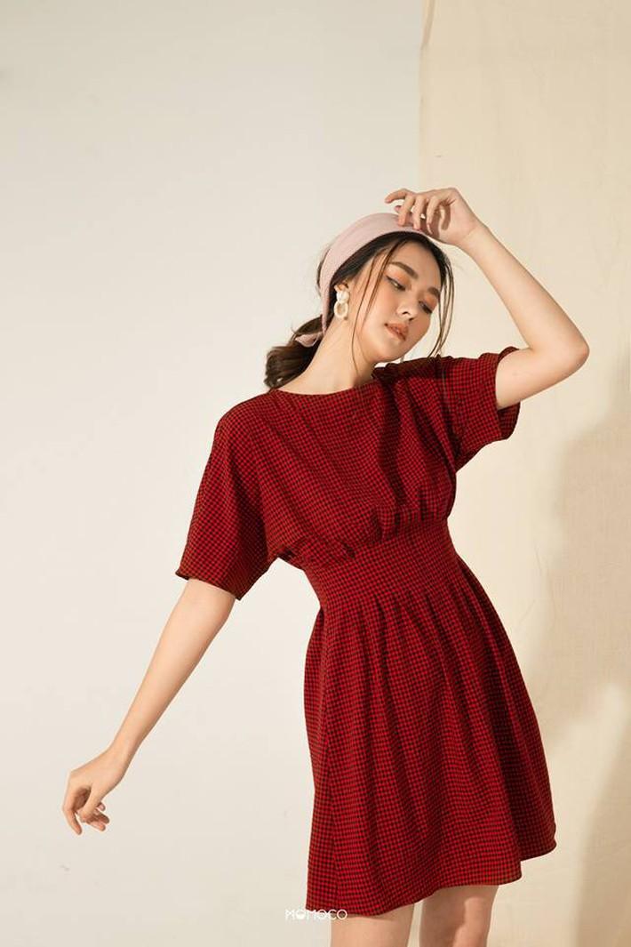 Tháng 4 về gió hát mùa hè, các nàng chờ gì mà chưa xinh tươi với 20 mẫu váy liền từ các thương hiệu Việt - Ảnh 20.