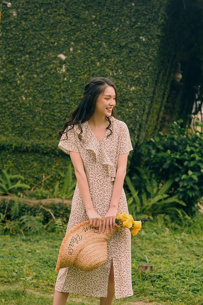 Tháng 4 về gió hát mùa hè, các nàng chờ gì mà chưa xinh tươi với 20 mẫu váy liền từ các thương hiệu Việt - Ảnh 2.