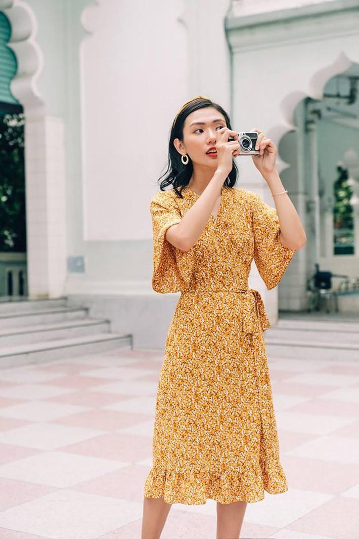 Tháng 4 về gió hát mùa hè, các nàng chờ gì mà chưa xinh tươi với 20 mẫu váy liền từ các thương hiệu Việt - Ảnh 3.